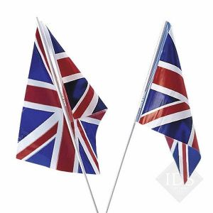 Union Jack Waver (Pack of 12)